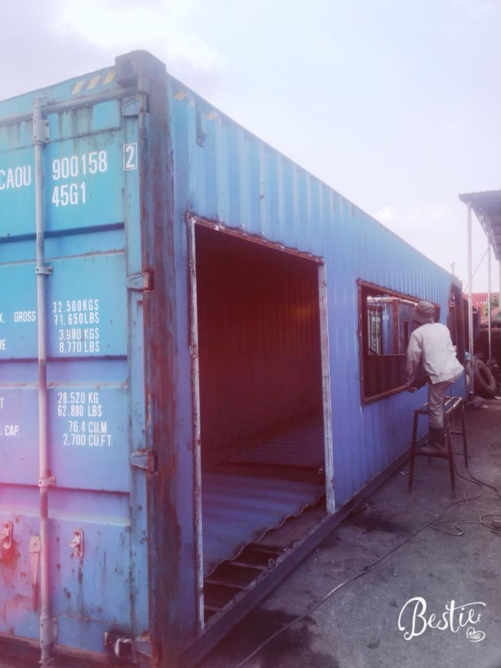 lam container ngay chu nhat